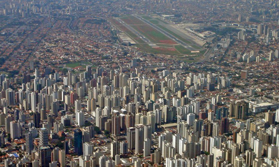 Аэрокомплекс Конгоньяс Бразилия