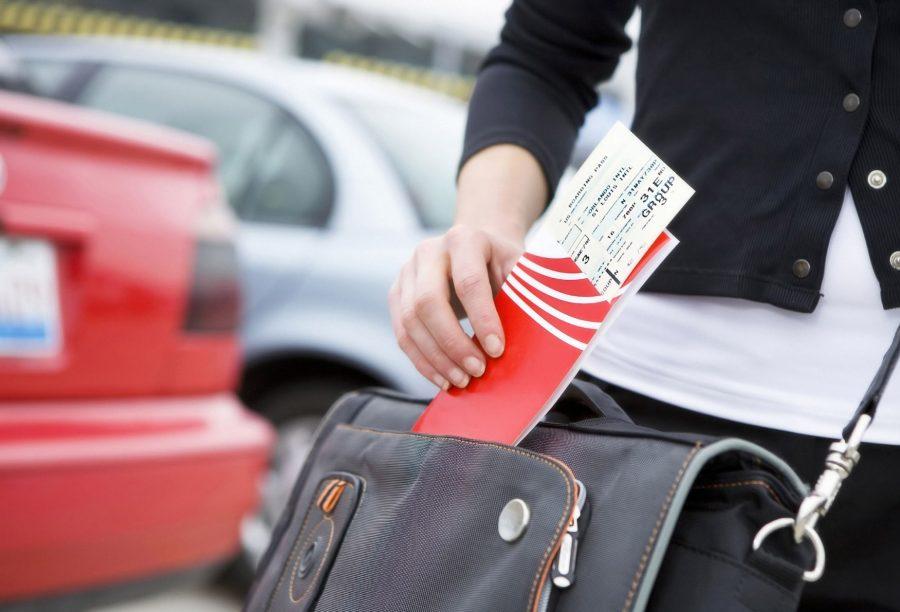 Билет на самолет вид соглашения с авиакомпанией