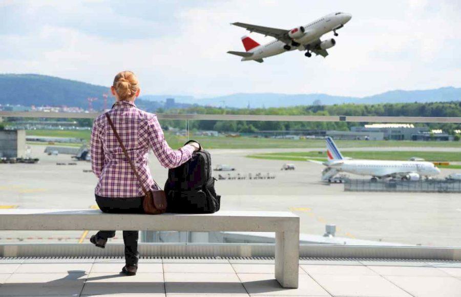 Задержание рейса самолета