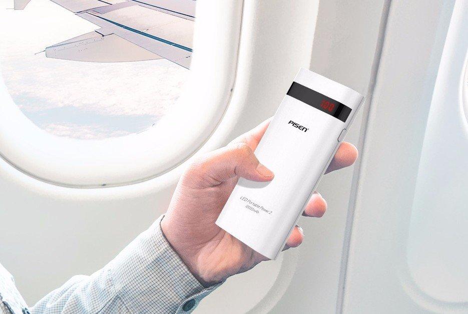 Литий-ионные аккумуляторы в самолете
