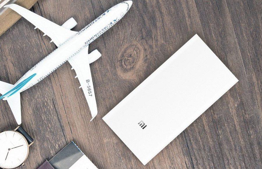 Взять в самолёт power bank