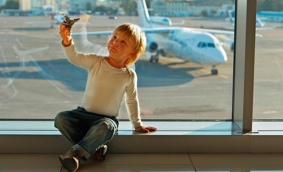 Несовершеннолетний путешественник