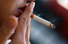 Курить в самолете запрещено