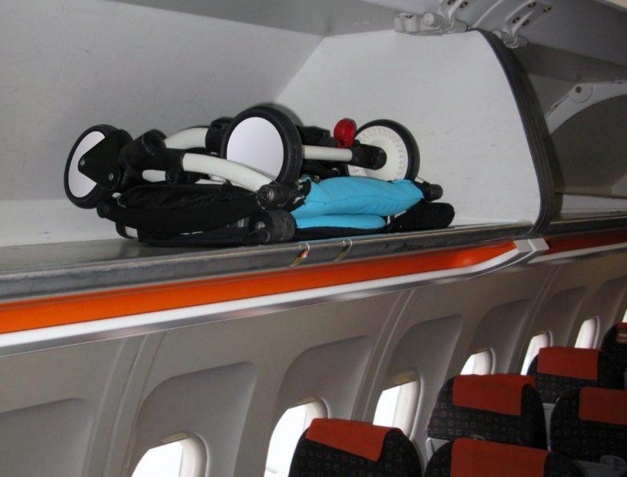 Нужна ли в самолете коляска