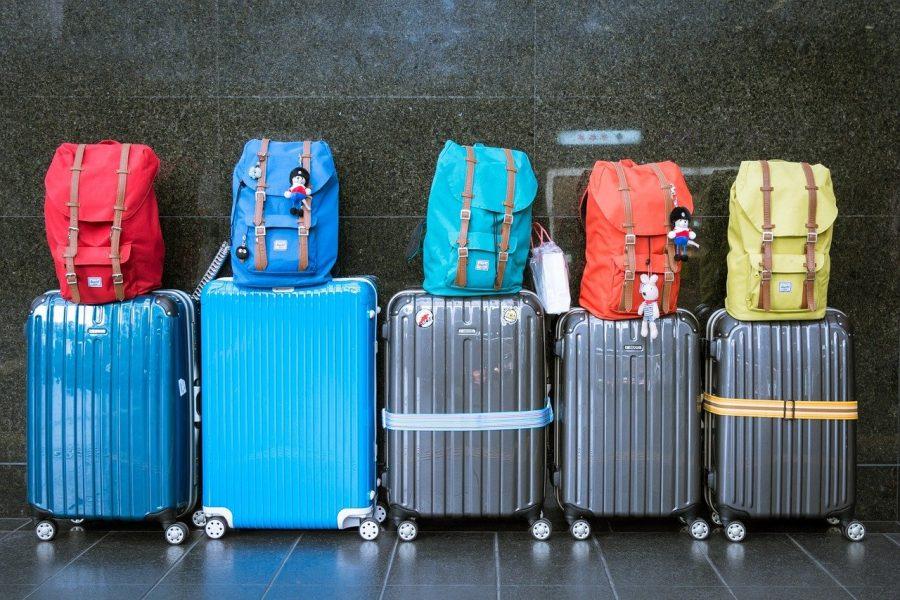 Размер чемодана ручной клади