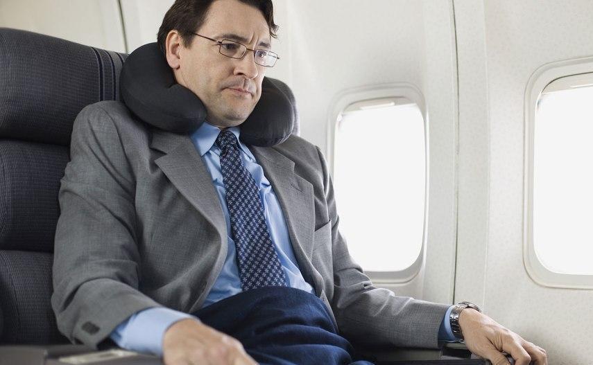 Врач разрешил летать на самолете
