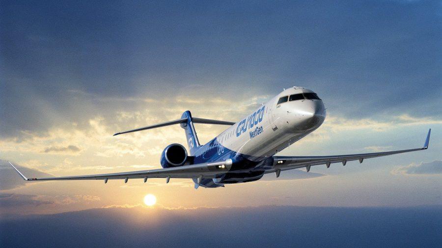Чартерный и регулярный рейс