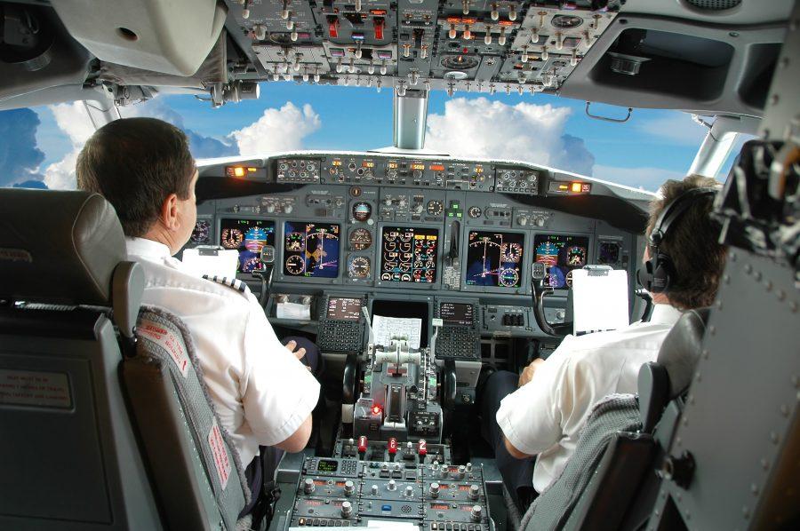 Пилоты проходят медицинский осмотр