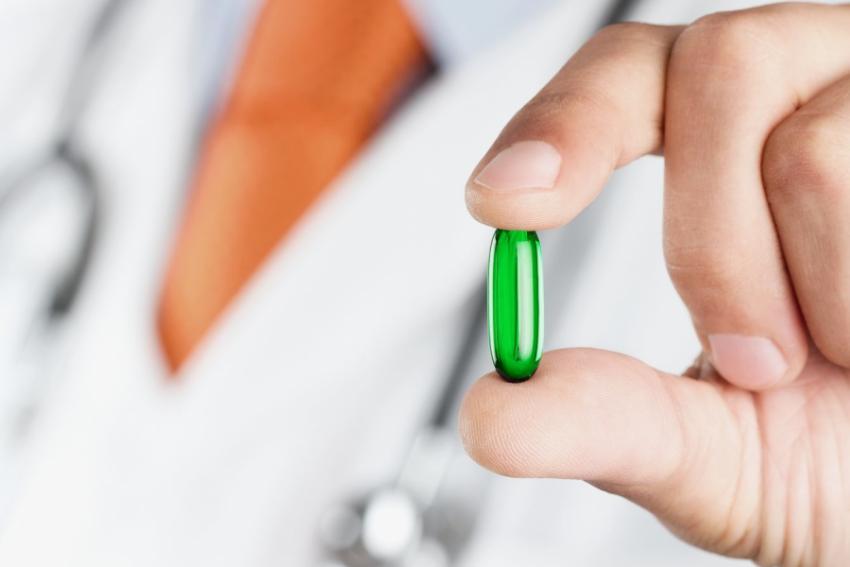 Таблетки помогают побороть страх
