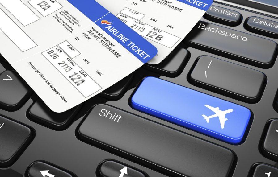 Покупка авиабилета в интернете