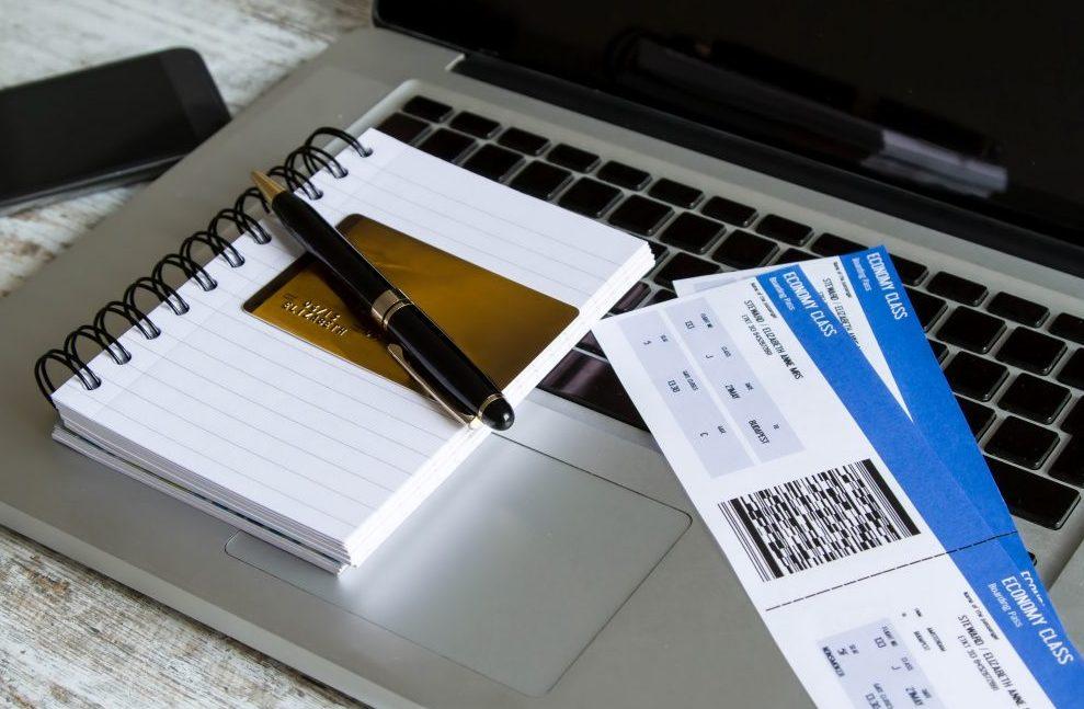 Билеты на самолет купленные через интернет