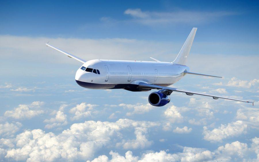Где летит самолет в реальном времени