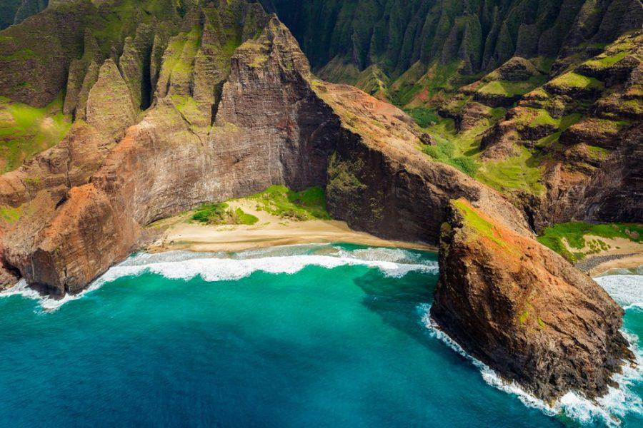 Скрытый или Пляж любви, острова Мариета, Мексика