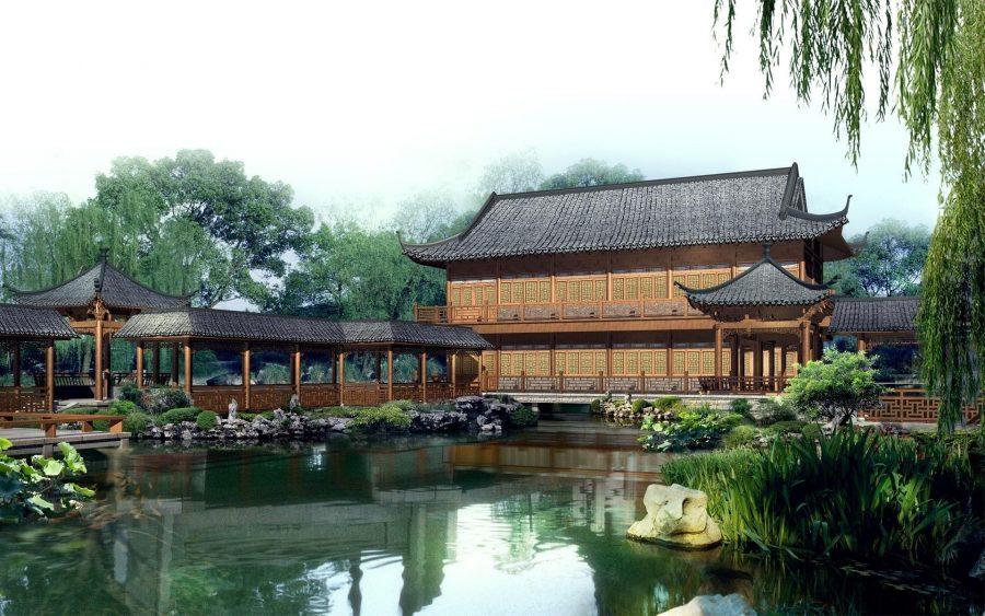 Китай для проживания туристов