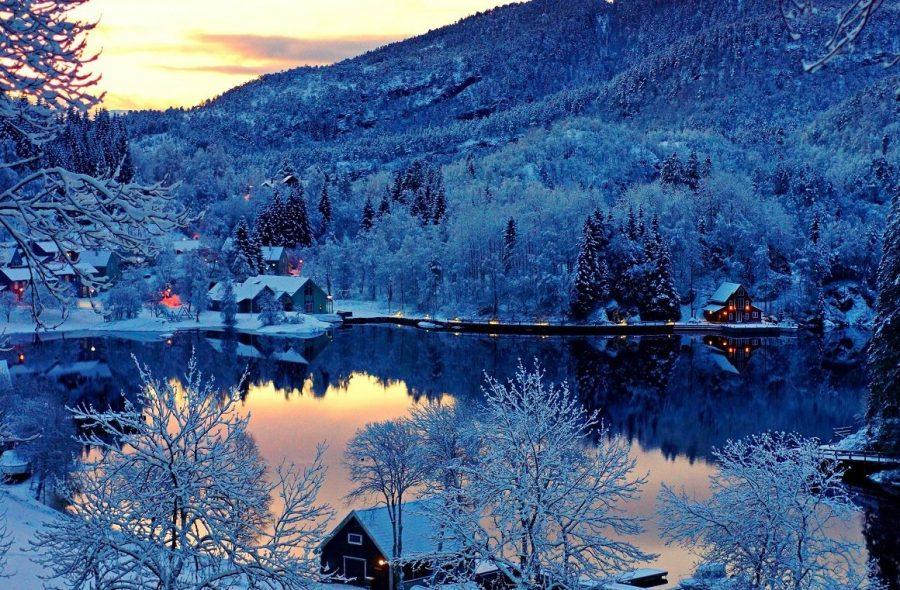 Путешествие в Скандинавию