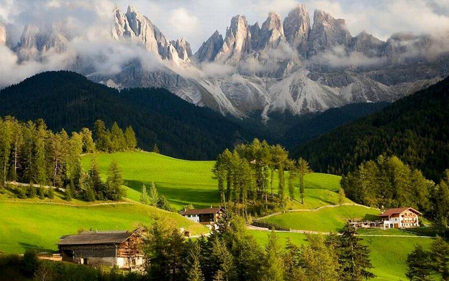 Безопасное путешествие в Австрию
