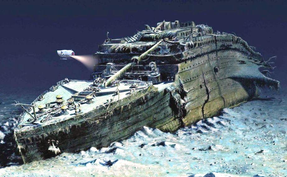 Тур по следам затонувшего Титаника