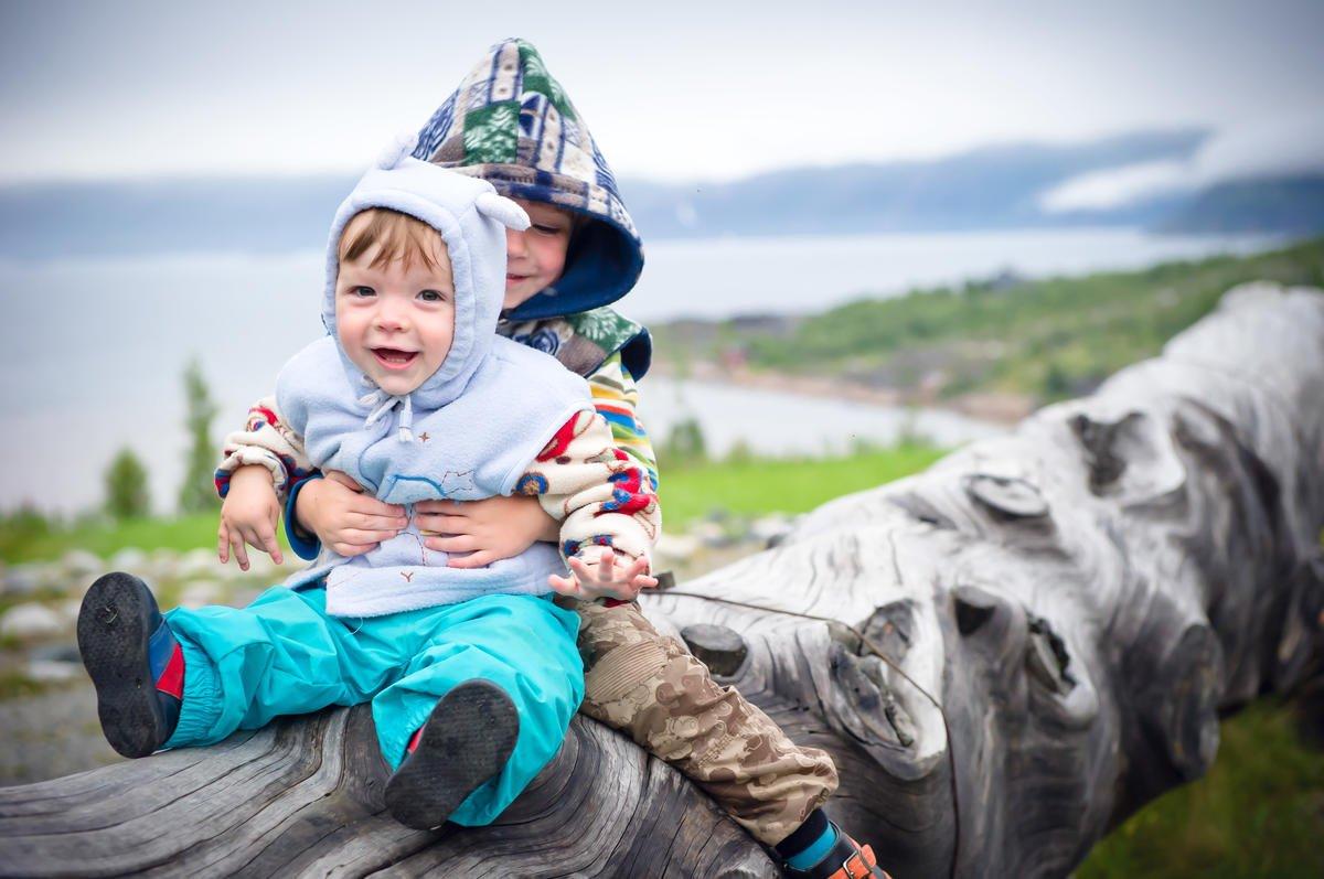 Чем удивить детей в путешествии