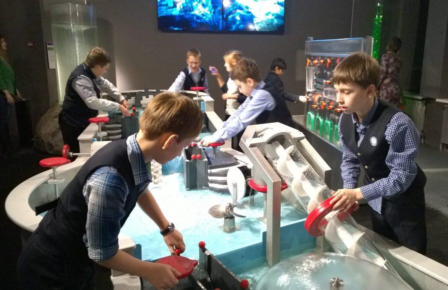 Музей науки «Экспериментаниум» (Россия)