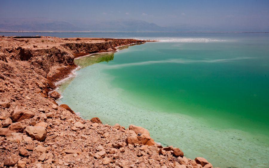 Мертвое море в Израиле как достопримечательность