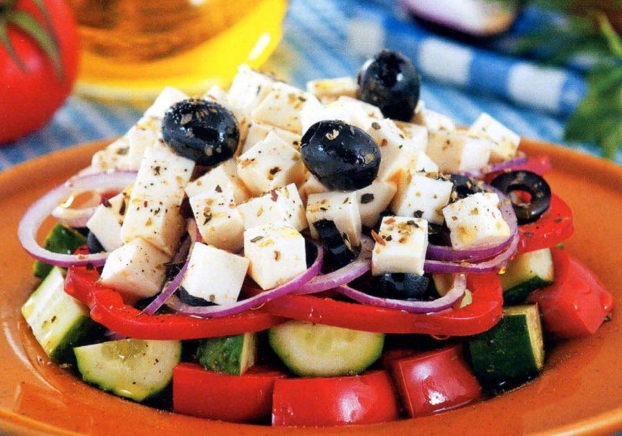 Вегетарианство и отдых в Греции