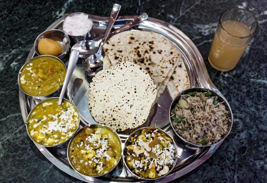 Вегетарианство и отдых в Индии