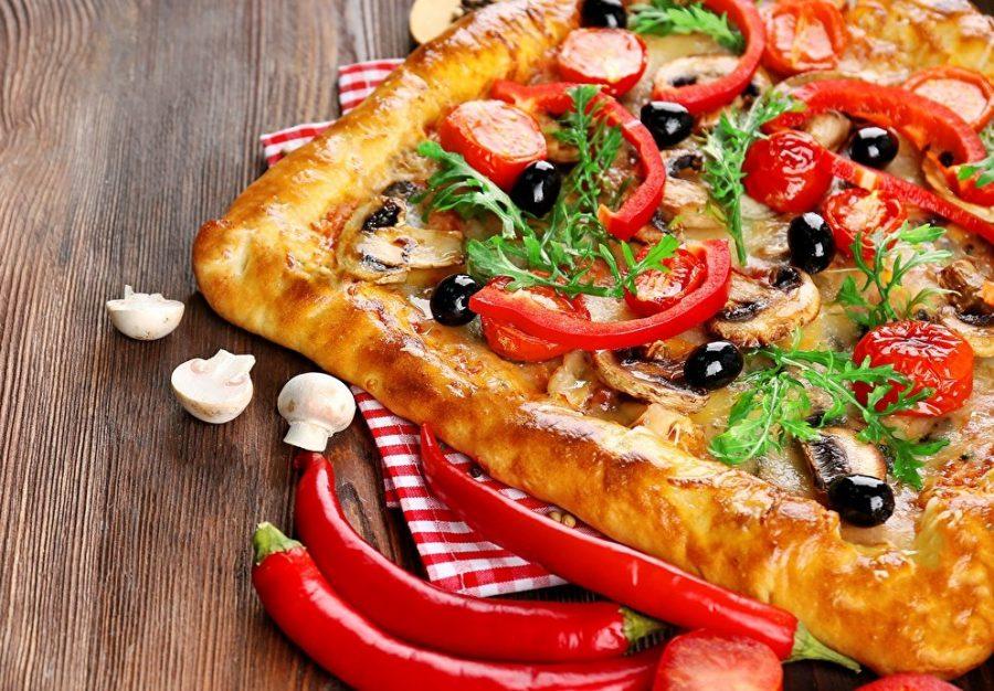 Вегетарианство и отдых в Италии