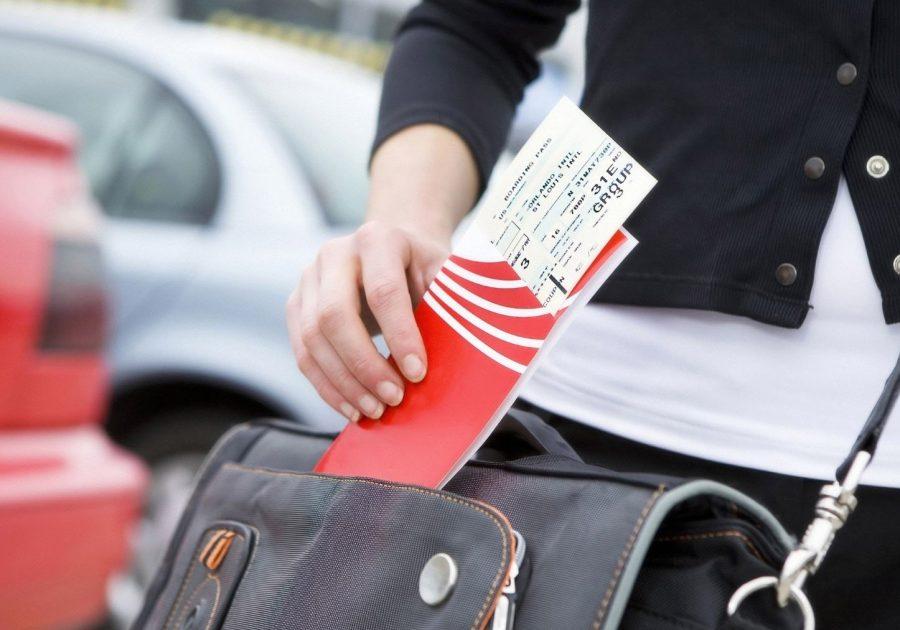 Куплены билеты на самолет