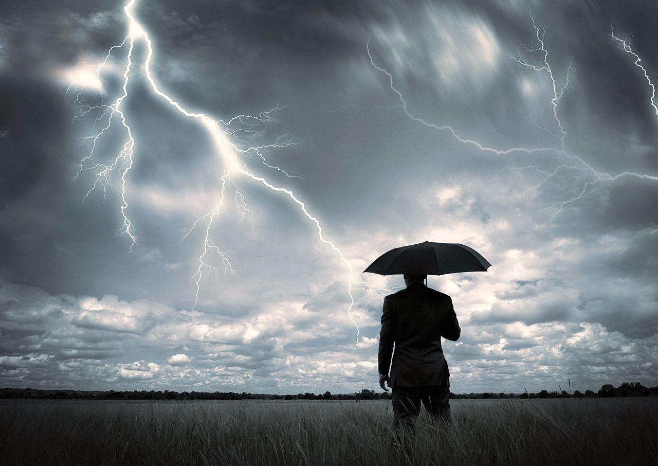 Стихийные бедствия как причина отмены рейса