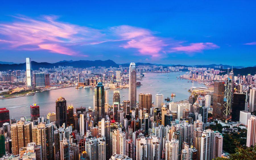 Популярные города в мире