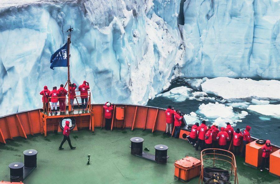 Круиз на Северный полюс