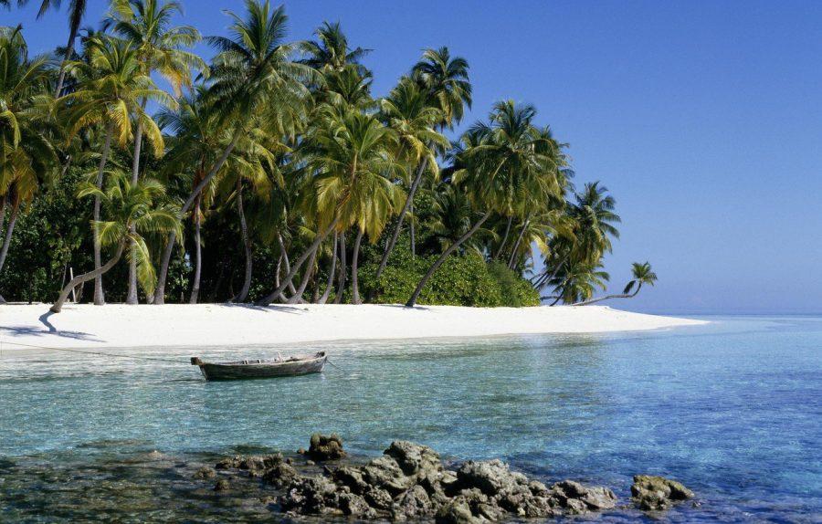 Мальдивские острова (Индийский океан)