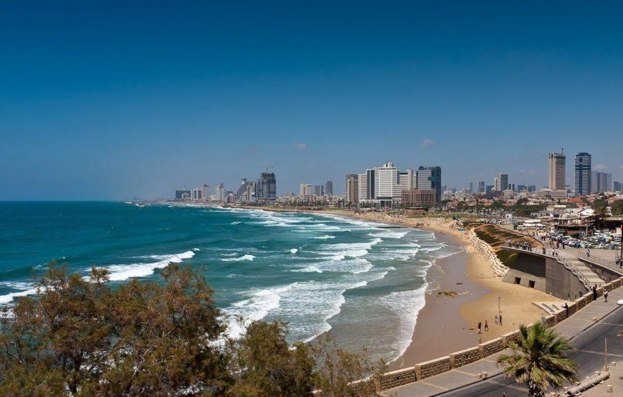 Отдых знаменитостей в Израиле