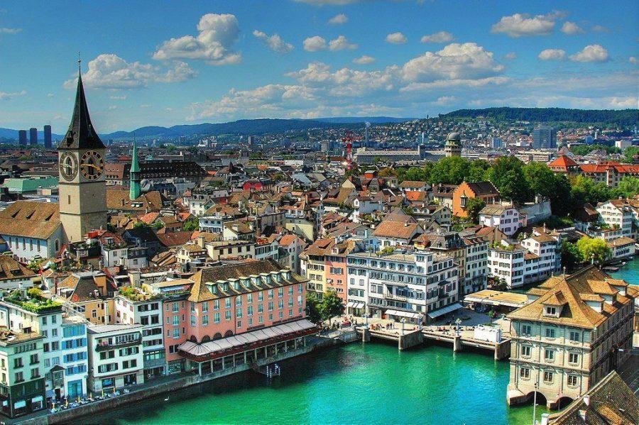 Швейцария для отдыха знаменитостей