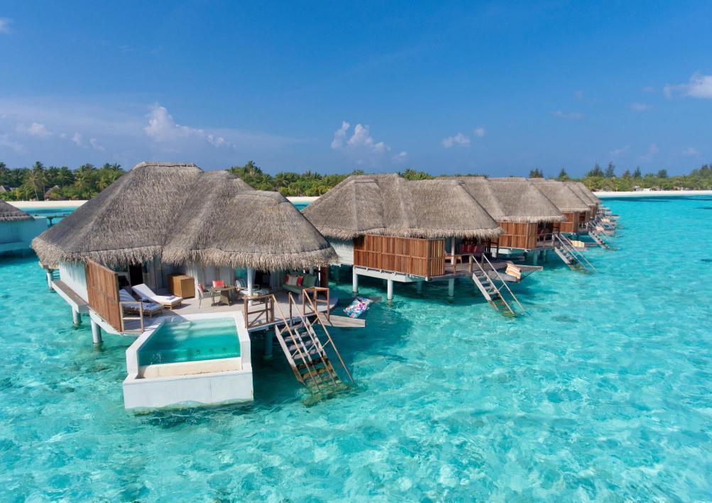 Мальдивы для отдыха знаменитостей