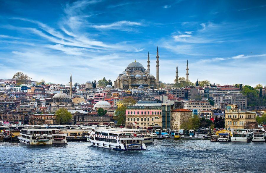 Турция для отдыха знаменитостей