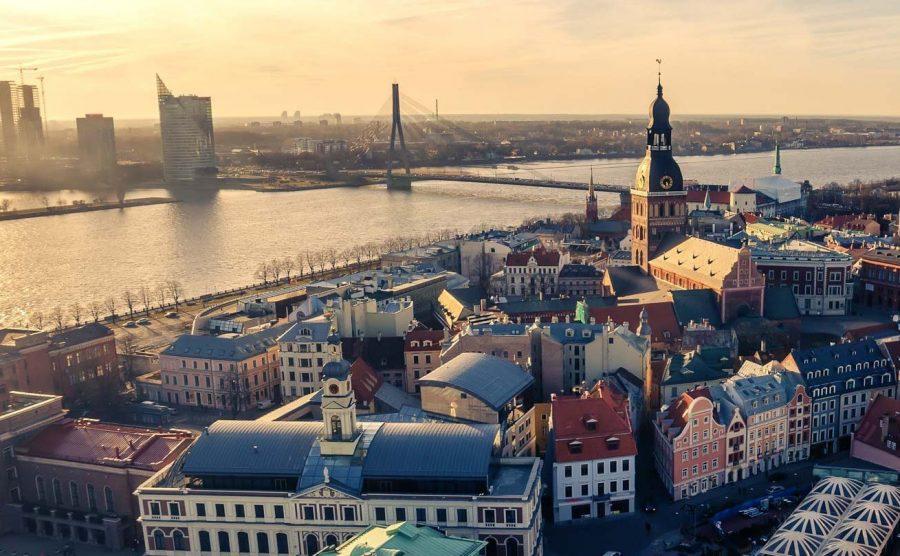Латвия для отдыха знаменитостей