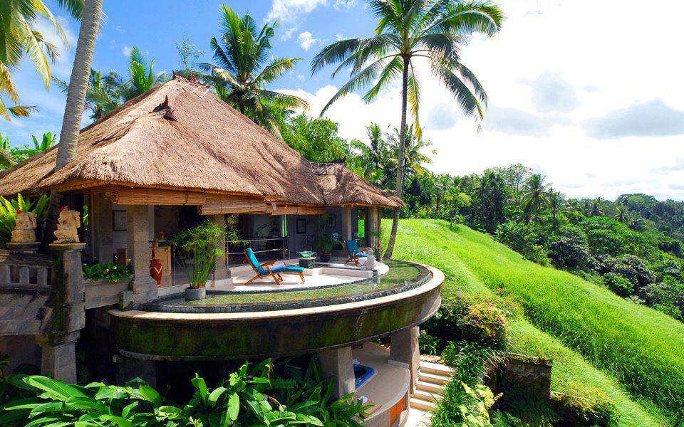 Индонезия о.Бали для путешественниц