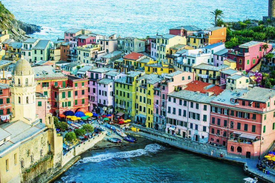 Италия для путешественниц