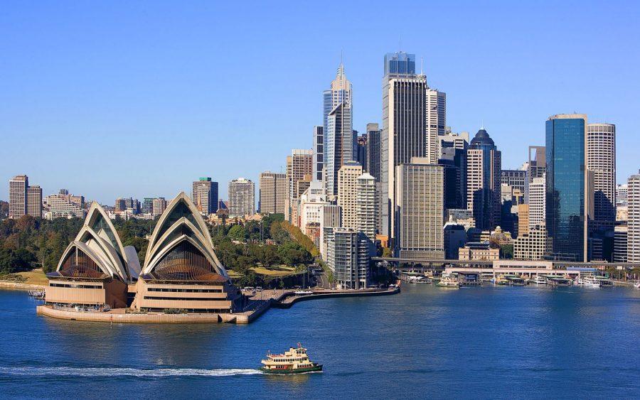 Австралия для путешественниц