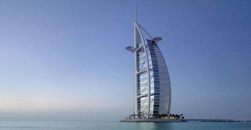 Бурдж-аль-Араб, Дубаи, ОАЭ