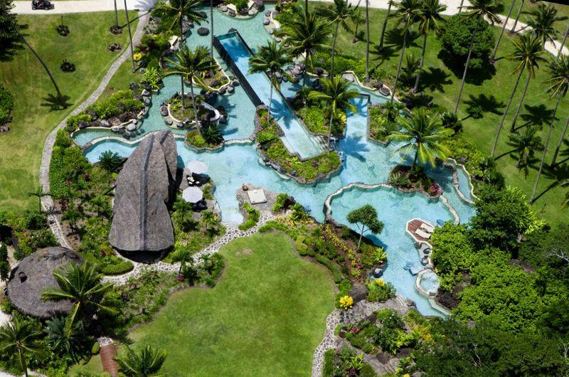 Отель Laucala Island Resort