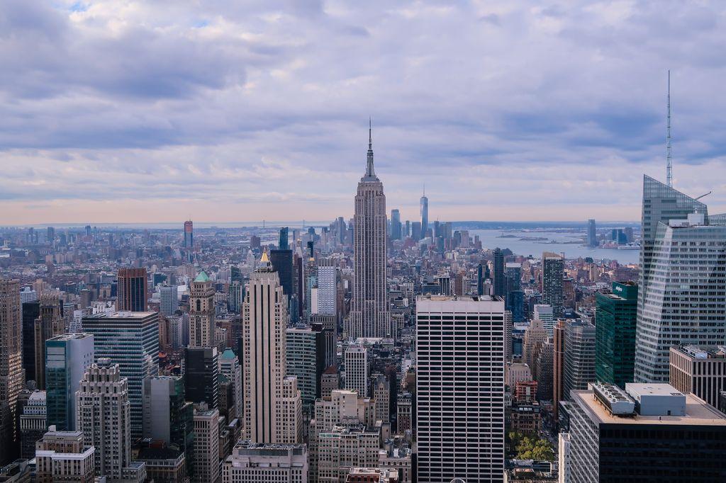 Нью-Йорк США город для туриста