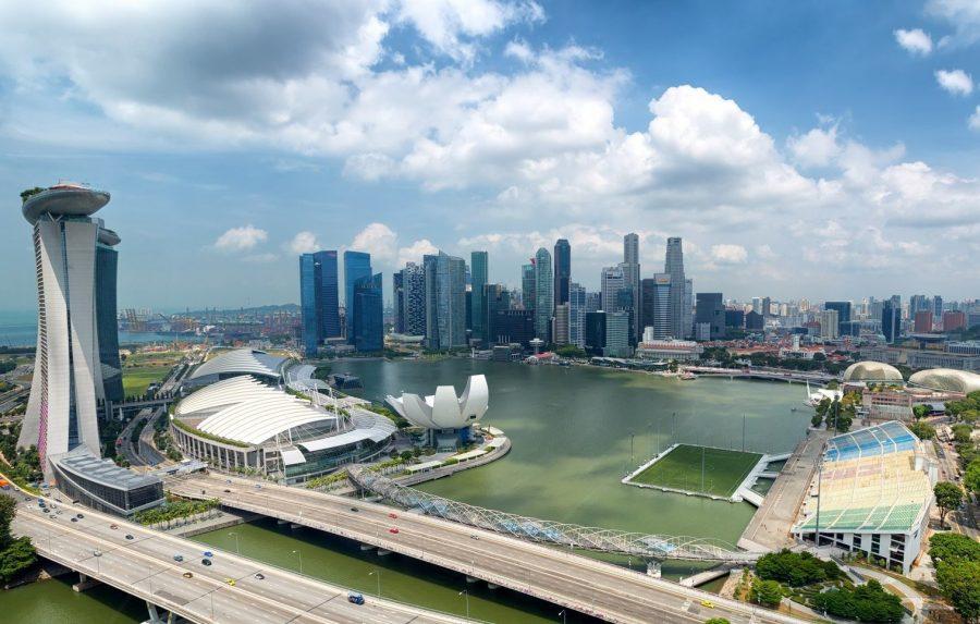 Сингапур дорогой город для жизни