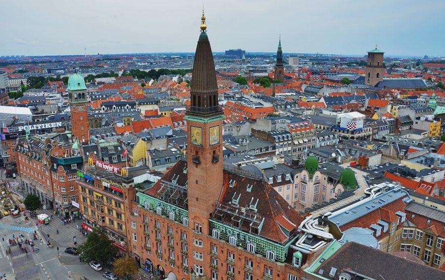 Копенгаген дорогой город