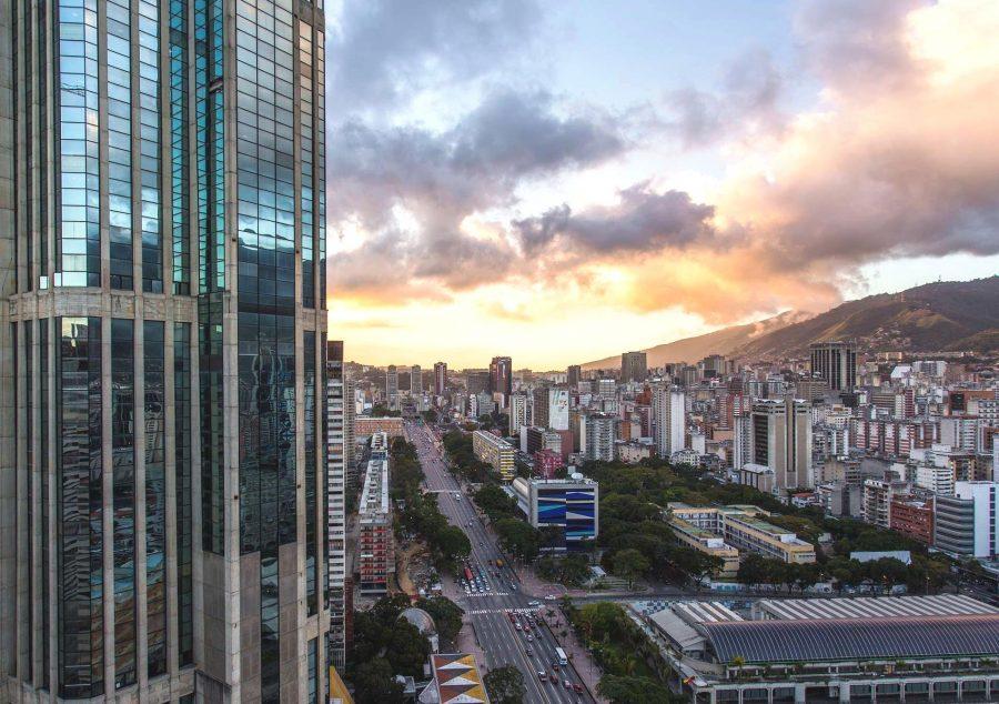 Каракас дорогой город для жизни