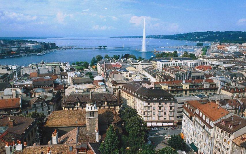 Женева дорогой город для жизни