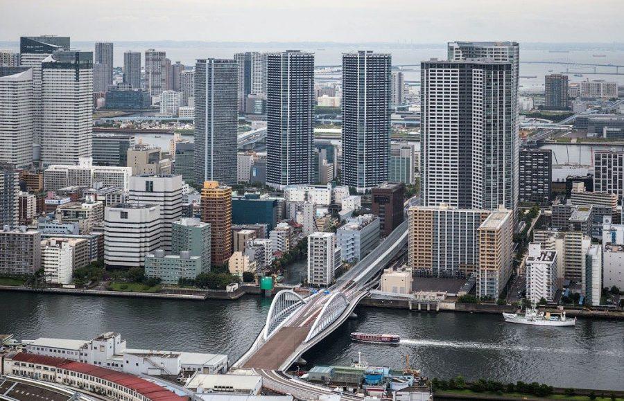 Токио дорогой город для жизни