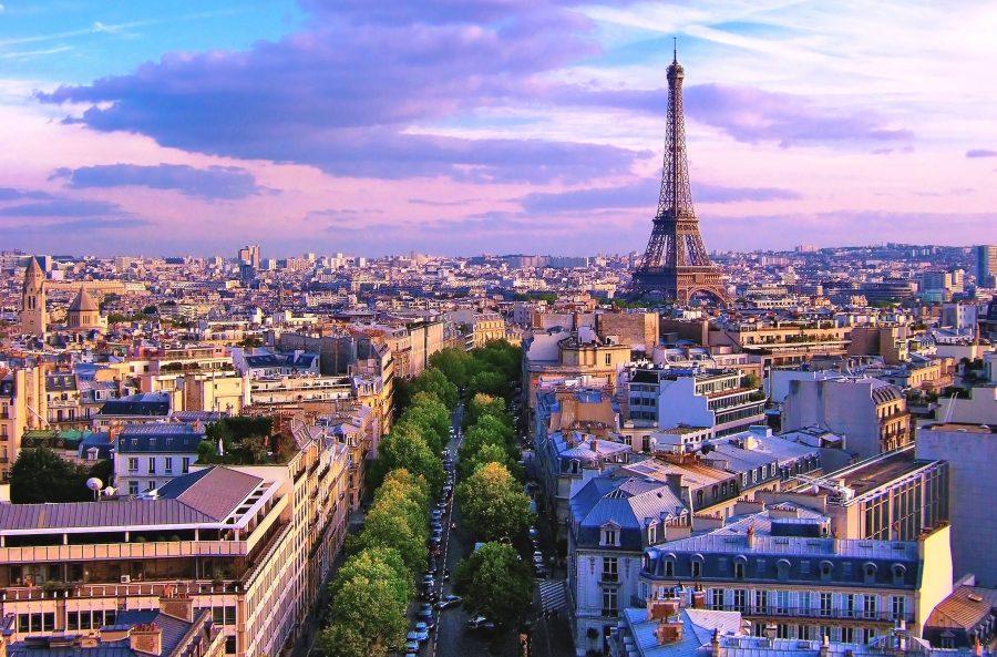 Париж дорогой город для жизни