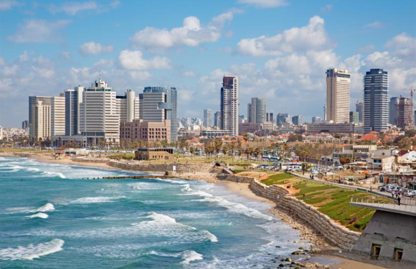 Тель-Авив дорогой город для жизни